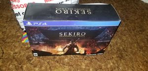 Sekiro Shadows die twice COLLECTOR'S EDITION SET for Sale in Quincy, IL
