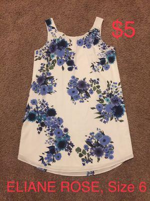 ELIANE ROSE, Floral Dress, Size 6 for Sale in Phoenix, AZ