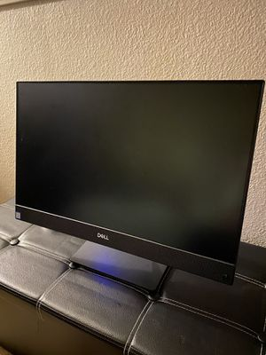 Dell All-In-One Touch screen 8th Gen i7 12gb Ram for Sale in Modesto, CA