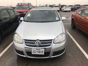 2008 Volkswagen Jetta for Sale in Austin, TX