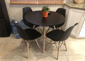 5Pcs Mid Century Dining Set ! Free delivery! $250! for Sale in San Diego, CA