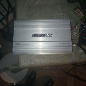 AudioBank Amplifier for Sale in Waterbury, CT