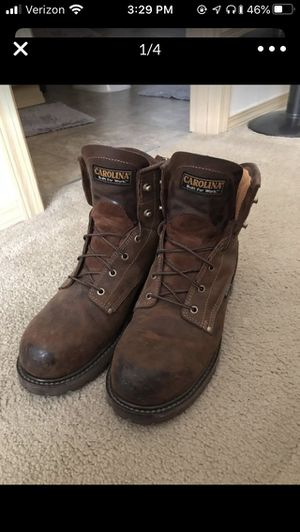 Carolina Work Boots Size 12 for Sale in Bothell, WA