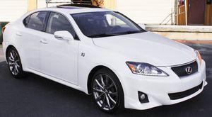 White 2011 Lexus IS250 F-Sport Sedan SUPER RARE for Sale in Pinedale, WY