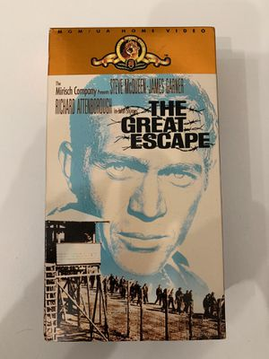 VHS The Great Escape for Sale in Colonial Heights, VA