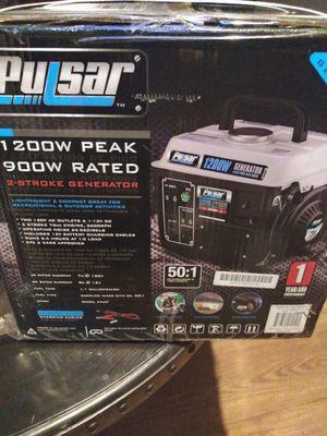 Pulsar 1200w generator for Sale in Modesto, CA