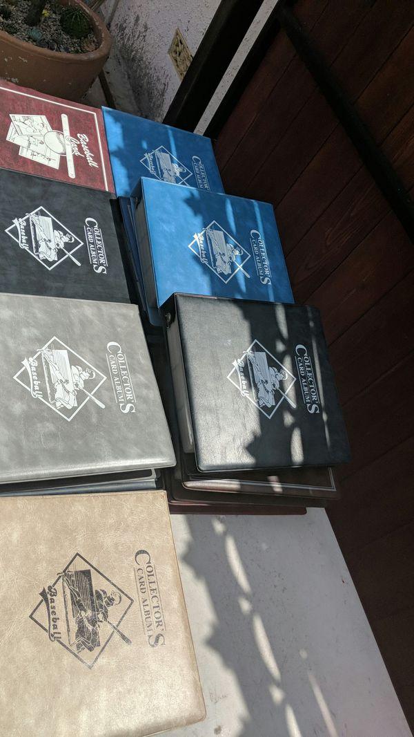 Baseball card sets