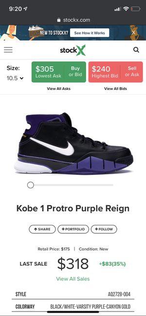 Kobe 1 for Sale in Pomona, CA