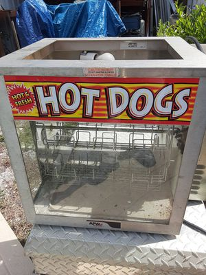 Hot dogs machine for Sale in Belleair, FL