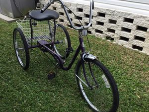 ADULT TRICYCLE DeSoTo Classic for Sale in St. Petersburg, FL
