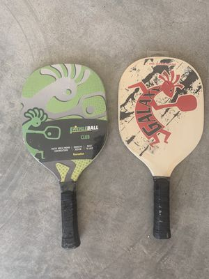 (2) New Pickleball paddles for Sale in Odessa, TX