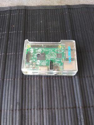 Raspberry pi b 3+ micro computer 64 bit for Sale in Cypress, TX