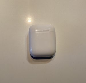 Apple AIRPODS with wired charging case for Sale in Plantation, FL