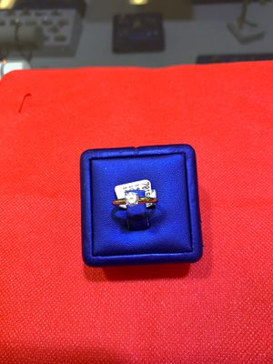 14 KT YG Solitaire Diamond Ring for Sale in Burlington, NC