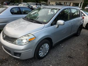 2009 Nissan Versa 4Door 180k Miles Very Reliable Ac Cold for Sale in Montpelier, MD