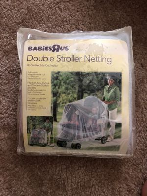 Double stroller Netting for Sale in Vancouver, WA