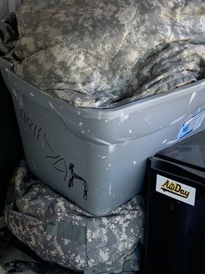 Used Army Gear for Sale in Garden Grove, CA