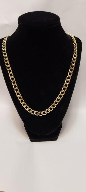 Imitation gold chain for Sale in Renton, WA