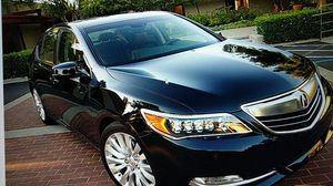 2014 Acura RLX with Advance Package for Sale in Keller, TX