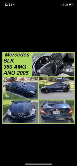 Mercedes SLK 350 AMG for Sale in Hesperia, CA