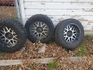Rims and tires for Sale in Winters, TX