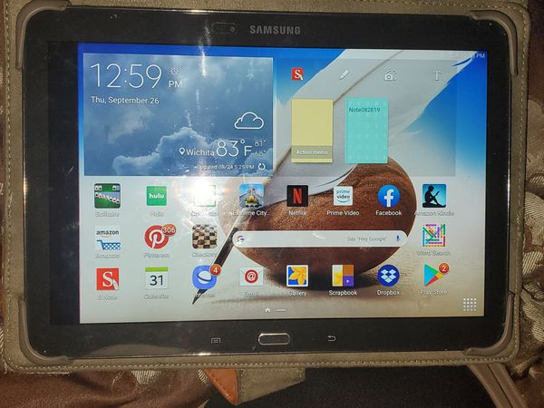 Samsung Galaxy Note tablet 10.1