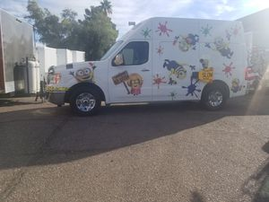 Ice cream truck for sale OPEN SATURDAY!!!!! for Sale in Phoenix, AZ