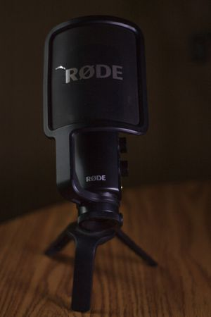 Røde NT USB Studio Condenser Mic for Sale in Columbus, OH