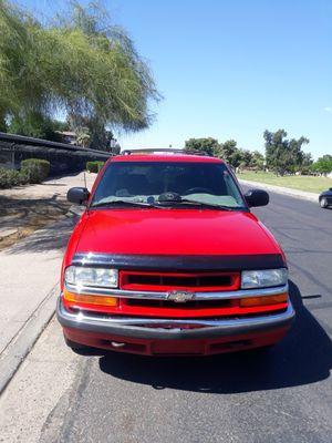 2001 Chevy Blazer for Sale in Glendale, AZ