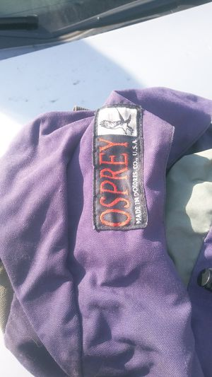 Osprey Finesse backpack big and badass! for Sale in Portland, OR