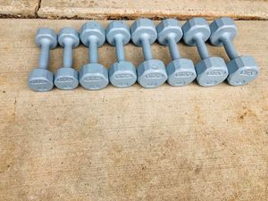 Dumbbells - Weights - Barbell - Gym Equipment - Work Out - VTX for Sale in Downers Grove, IL