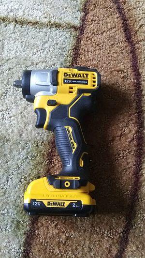 New Dewalt 3/8 Impact Wrench 12v for Sale in Atlanta, GA