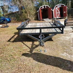 6 By 10 Utility Trailer for Sale in West Columbia, SC