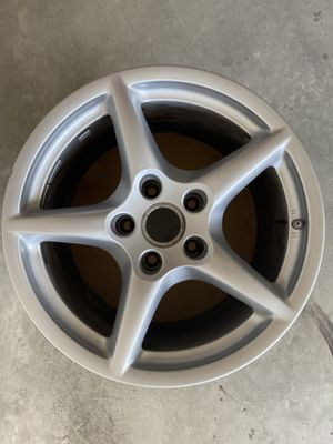 Set of Porsche Carrera Wheels for Sale in Gilroy, CA