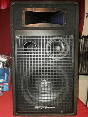 Concert speaker Digital Audio Pro for Sale in Modesto, CA