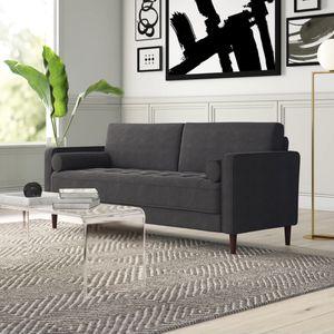 "Garren 75.6"" Heather Gray Sofa for Sale in Long Beach, CA"