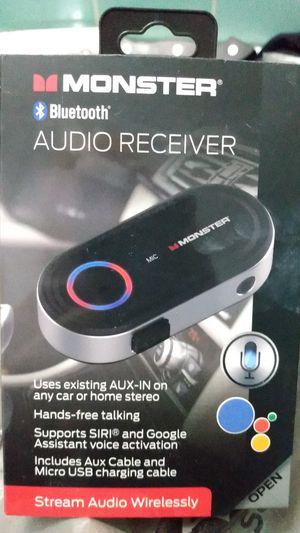 AUDIO RECEIVER for Sale in Bakersfield, CA