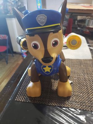 Paw patrol chase for Sale in San Angelo, TX