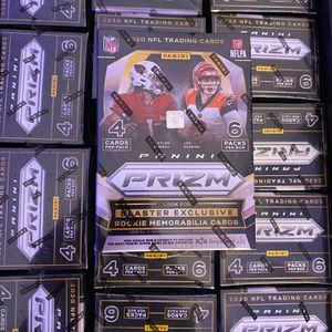 2020 Panini PRIZM Football Blaster for Sale in Boston, MA
