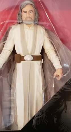 New Star Wars Black Series Luke Skywalker (Jedi Master) Figure. for Sale in Apopka,  FL