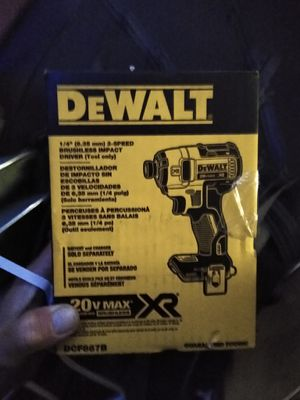 DeWalt,,1/4 impact driver for Sale in Seattle, WA