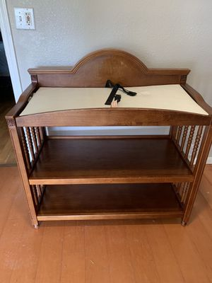 Changing table for Sale in Yucaipa, CA