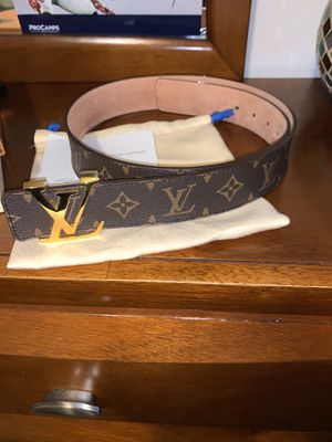Louis Vuitton Monogram Belt for Sale in Providence, RI
