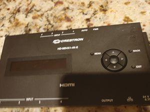 Creston 4K HDMI for Sale in Lynnwood, WA