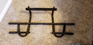 Exercise for pull ups for Sale in Houston, TX