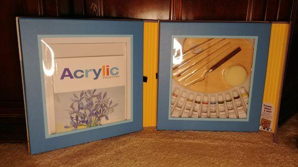 Acrylic Painting Set