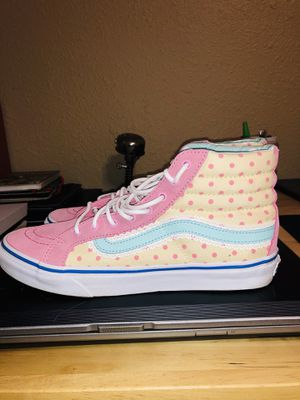 Vans Toy Story Collection Bo Peep sk8 hi for Sale in Austin, TX