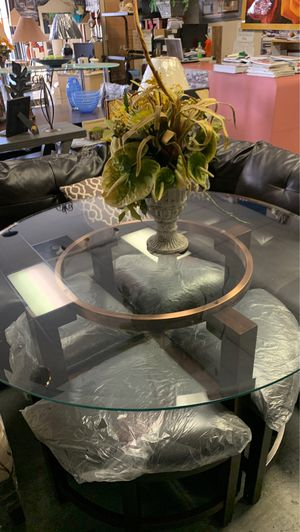 Round table set for Sale in Las Vegas, NV