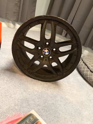Bmw 18 inch sport rims full set none for sale individuals for Sale in Washington, DC