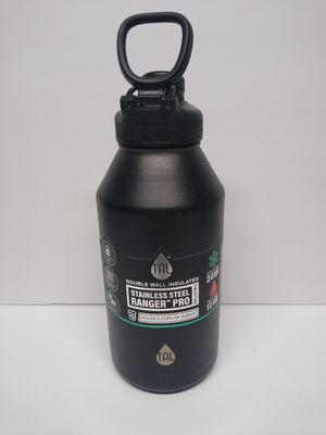 TAL Ranger Pro 64 oz Insulated Water Bottle - Black SS - BRAND NEW! for Sale in Pottsville, PA